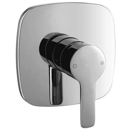Baterie do pryszniców, Bateria natryskowa podtynkowa Omnires Hudson HS4145