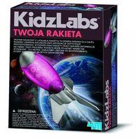 Kreatywne dla dzieci, Zrób to sam - Rakieta kosmiczna - 4m