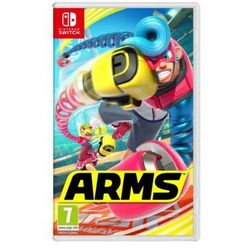 ARMS Gra Nintendo Switch NINTENDO