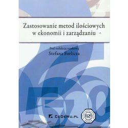 Zastosowanie metod ilościowych w ekonomii i zarządzaniu (opr. miękka)