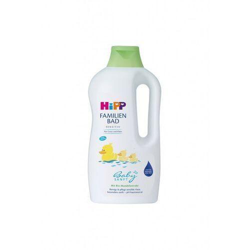 Pozostała pielęgnacja i higiena dzieci, HiPP Babysanft Sensitive - kąpiel 3Y40SS Oferta ważna tylko do 2031-07-08