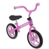 Rowerki biegowe, Rowerek biegowy Chicco (arrow pink)