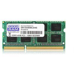 RAM DDR3 GOODRAM 4GB 1333MHz SR [GR1333S364L9S/4G]