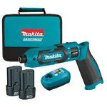 Akumulatorowy wkrętak udarowy Makita TD022DSE 7,2V