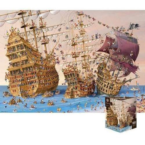 Puzzle, Puzzle Corsair, Ruyer