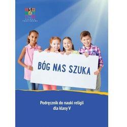 Katechizm SP 5 Bóg nas szuka - praca zbiorowa - książka (opr. broszurowa)