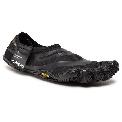 Męskie obuwie sportowe, Buty VIBRAM FIVEFINGERS - El-X 13M0101 Black