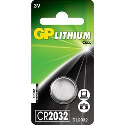 GP BATTERY LITOWA 3.0V CR2032-U1 + Odbiór w 800 punktach!