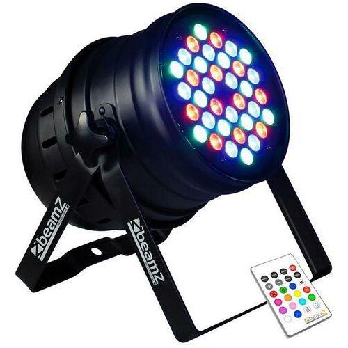 Pozostały sprzęt estradowy, Projektor LED-PAR Beamz 36x 3W RGBW 120W