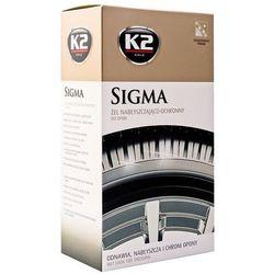 G157 K2-SIGMA ZEL DO OPON 500ML+APLIKATOR K2
