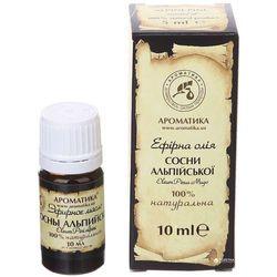 Olejek z Sosny Alpejskiej, 100% Naturalny, Aromatika, 10 ml