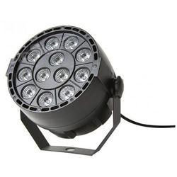 Party Light FRACTAL Lights Par LED 12 x 3 W