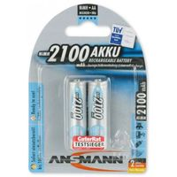 Baterie, Bateria ANSMANN maxE Mignon AA (2 sztuki)