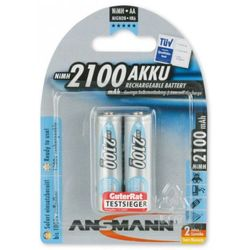 Bateria ANSMANN maxE Mignon AA (2 sztuki)