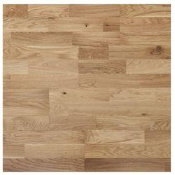 Deska trójwarstwowa Dąb Naturalny Barlinek 3-lamelowa 1,58 m2