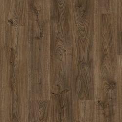 Panel Podłogowy Balance Click Plus Dąb Wiejski Ciemnobrązowy BACP40027 18,7x125,1 Quick Step