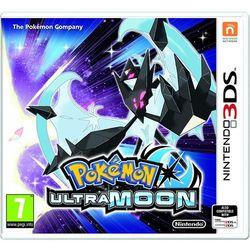 Nintendo 3DS Pokémon Ultra Moon - BEZPŁATNY ODBIÓR: WROCŁAW!