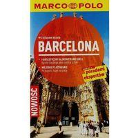 Przewodniki turystyczne, Barcelona Przewodnik z atlasem miasta (opr. broszurowa)