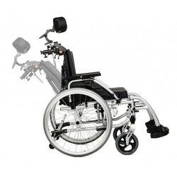 Wózek inwalidzki wykonany ze stopów lekkich (do wyczerpana zapasów!)
