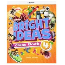 Bright Ideas 4 CB and app Pack OXFORD - Cheryl Palin, Sarah Philips - książka (opr. broszurowa)