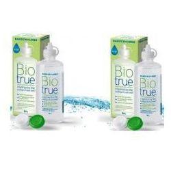 Płyn Biologiczny do soczewek Bio True 2x 300ml