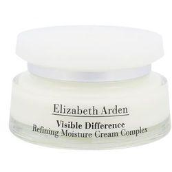 Elizabeth Arden Visible Difference Refining Moisture Cream Complex krem do twarzy na dzień 75 ml dla kobiet