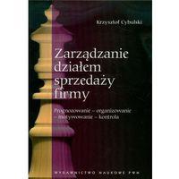 Biblioteka biznesu, Zarządzanie działem sprzedaży firmy (opr. miękka)