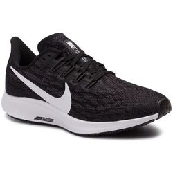 Buty NIKE - Air Zoom Pegasus 36 AQ2210 004 Black/White/Thunder Grey