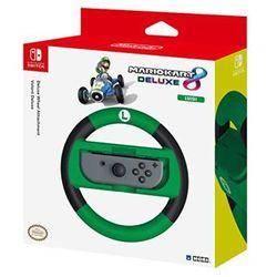 Nakładka na kontroler HORI NSW-055U Joy-Con Wheel Deluxe - Luigi do Nintendo Switch