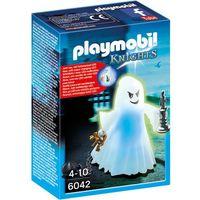 Klocki dla dzieci, Playmobil KNIGHTS Duch z oświetleniem led 6042