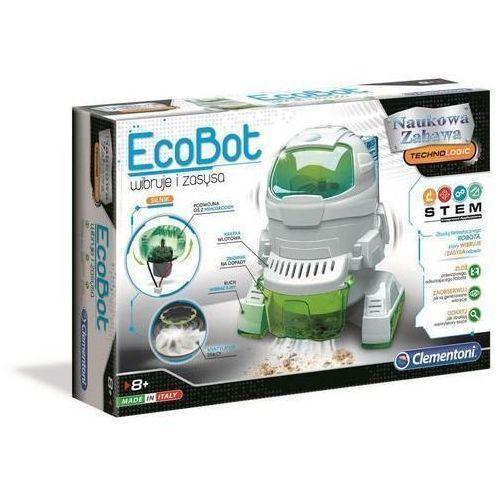 Pozostałe zabawki, Naukowa Zabawa. Ecobot