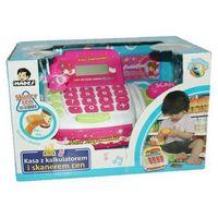 Sklepy i kasy dla dzieci, Kasa z kalkulatorem