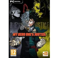 Gry PC, My Hero One's Justice (PC)