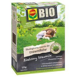 COMPO BIO ekologiczny nawóz do trawników, 1,5 kg