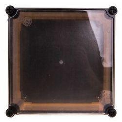 Skrzynka izolacyjna 280x280x151mm IP54 Z-2/0 z P-2 przezroczysta 023