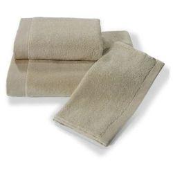 Zestaw ręczników MICRO COTTON, 2 szt-KOPIE Jasnobeżowy