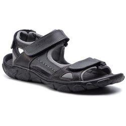 Sandały HELIOS - 850 Czarny