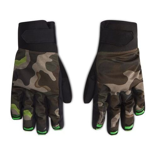 Rękawice ochronne, Rękawice snowboardowe VOLCOM - Nyle J6852106 Army