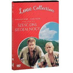 Sześć dni, siedem nocy (DVD)