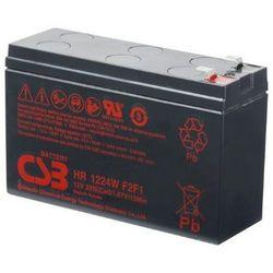 Akumulator AGM CSB HR 1224 W F2F1 (12V 6Ah)