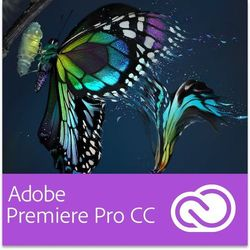 Adobe Premiere Pro CC EDU ENG Multi European Languages Win/Mac - Subskrypcja (12 m-ce)