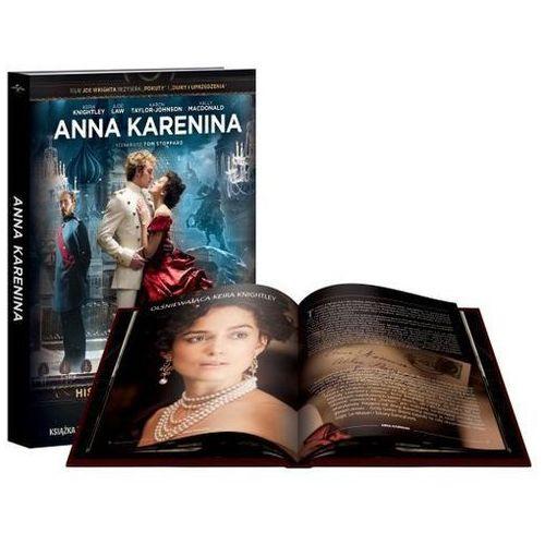 Dramaty i melodramaty, Anna Karenina (DVD) - Joe Wright OD 24,99zł DARMOWA DOSTAWA KIOSK RUCHU