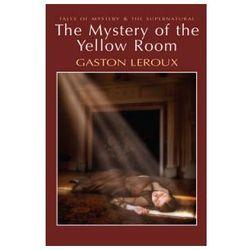 Mystery of the Yellow Room - Gaston Leroux - Zostań stałym klientem i kupuj jeszcze taniej (opr. miękka)