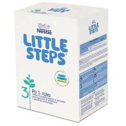 NESTLE 600g Little Steps 3 Mleko modyfikowane dla dzieci po 1 roku życia