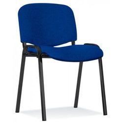 Krzesło ISO czarne 20 szt Paleta Nowy Styl