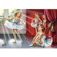 Puzzle, Puzzle 120 Ballet Class CASTOR
