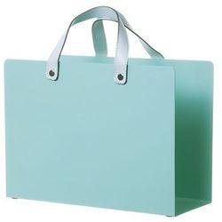 Gazetnik Rack Bag Mint green by pt,