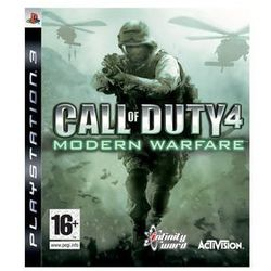 Call of Duty: Modern Warfare (PS3)