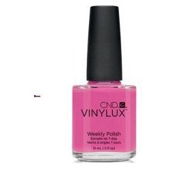 CND Vinylux (W) lakier do paznokci 121 Hot Pop Pink 15ml