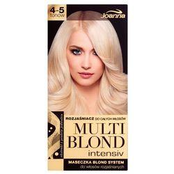 Joanna Multi Blond Intensiv Rozjaśniacz do całych włosów 4-5 tonów - Joanna